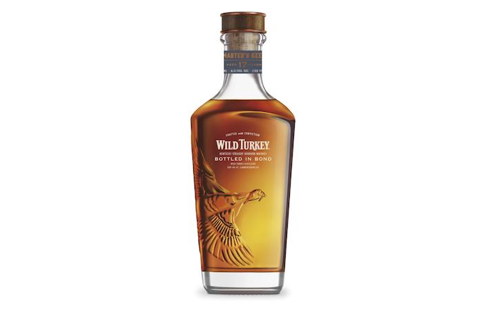 Newest Wild Turkey Master's Keep A 17 Year Old Bottled In Bond Bourbon photo