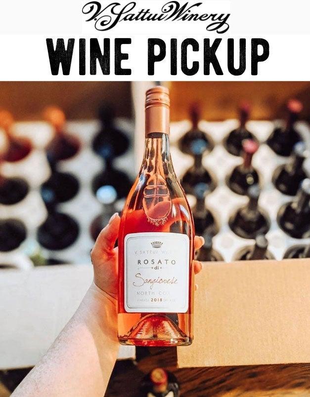 V. Sattui Winery Wine Pickup Available photo