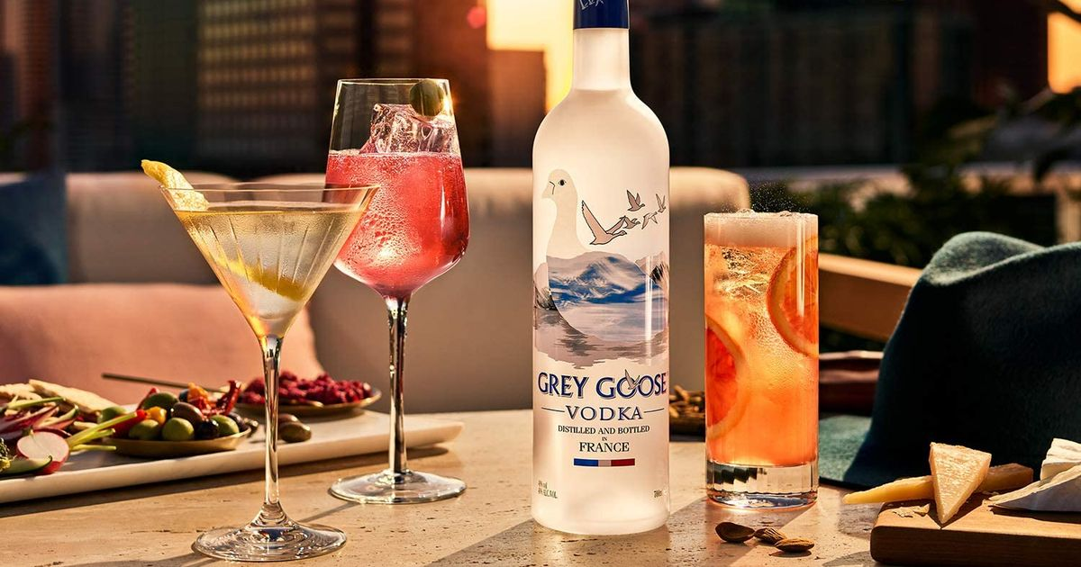 Amazon Slash Price Of Premium Grey Goose Vodka To £25 photo