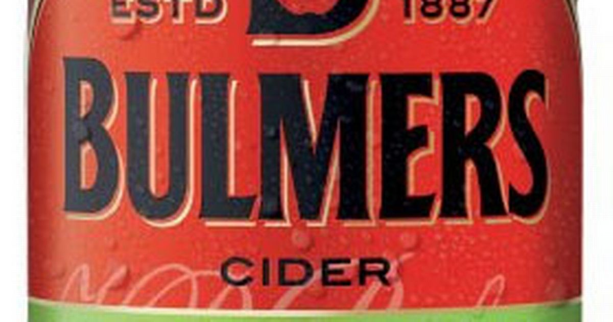 Magners And Bulmers Cider Maker Losing £6.2m A Month Since Lockdown photo