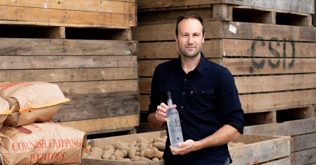 Cornish Potato Vodka Is Officially One Of The Best In The World photo