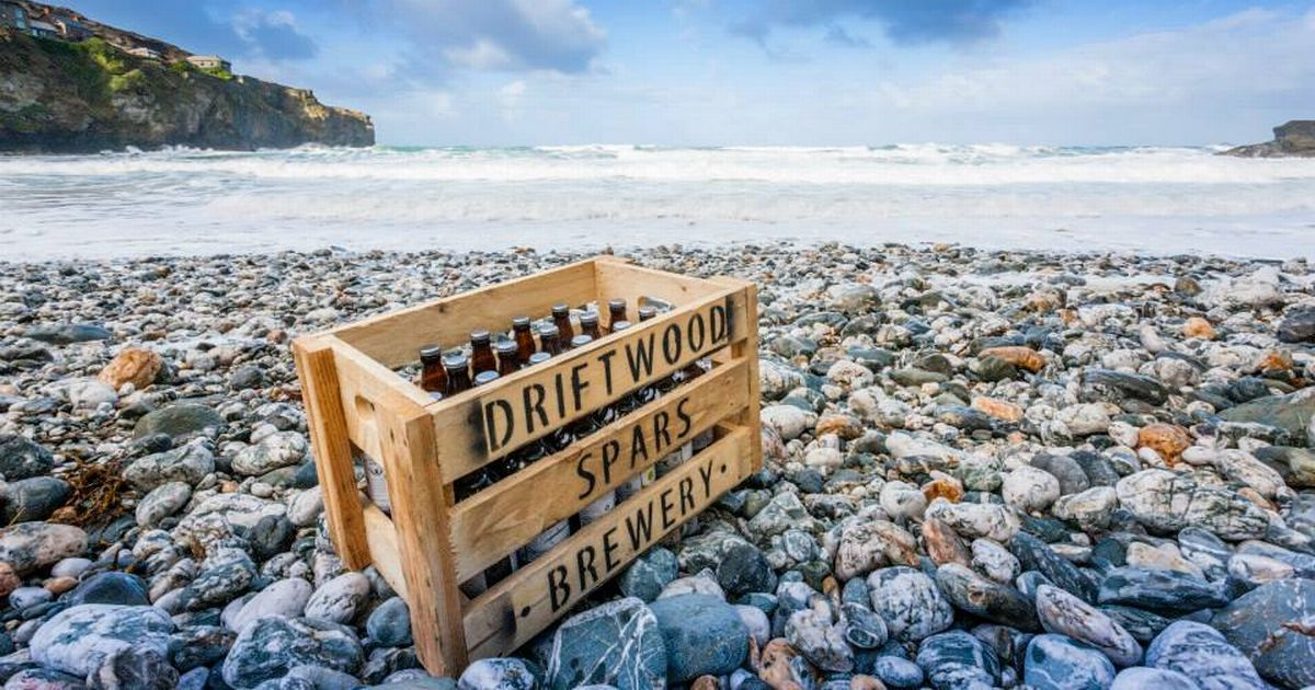 Microbrewery Launches Craft Beer Range Influenced By Cornish Coast photo