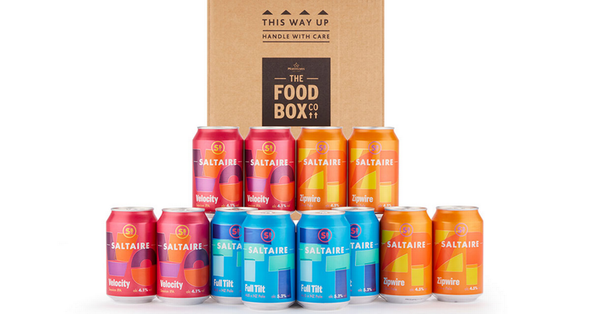 Morrisons Launches Craft Beer Box You Can Buy Online For Father's Day photo