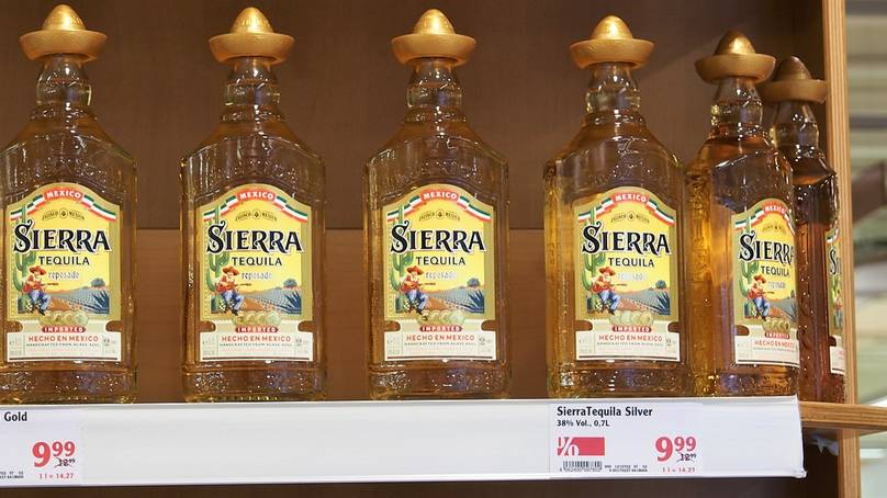 The Sombrero On A Sierra Tequila Bottle Actually Has A Secret Use photo