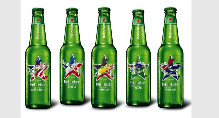 Mcc Supports Heineken With Customized Labels photo
