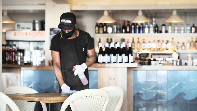 Restaurants Can Reopen But What Are The Rules From Government? photo
