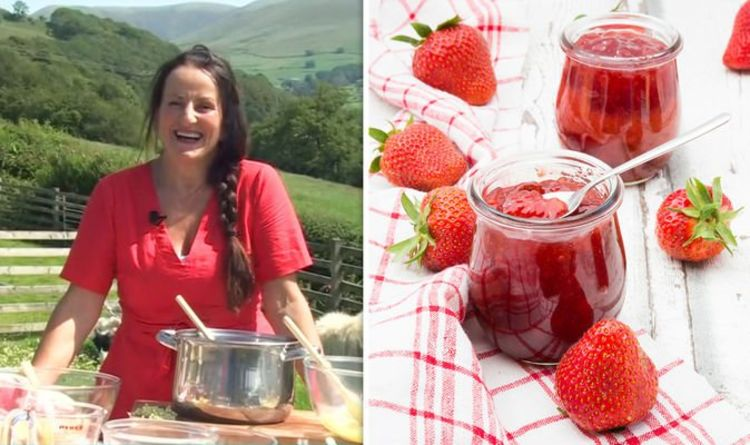 Homemade Jam Recipe: This Morning Chef Shares How To Make Homemade Jam To Use Up Berries photo