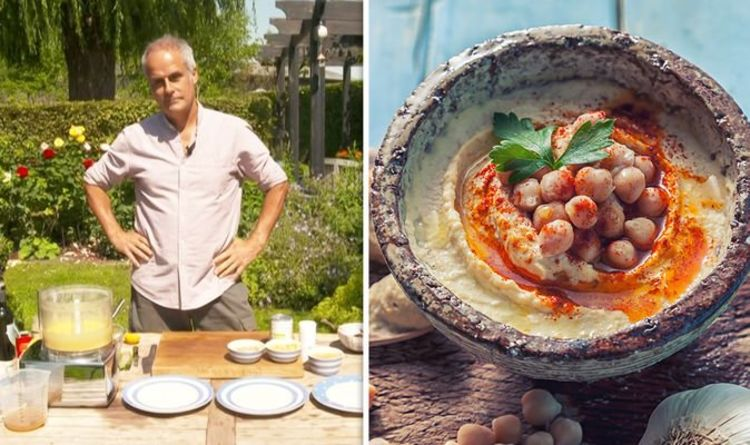 Hummus Recipe: This Morning Chef Shares The Best Way To Make Your Own Hummus photo