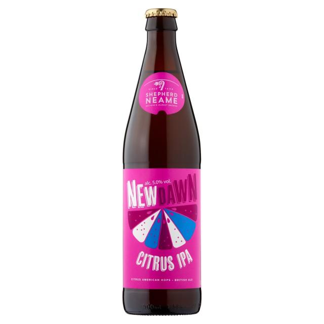 Shepherd Neame Bottles Its New Dawn Citrus Ipa Following On-trade Success photo