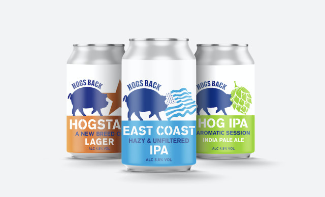 Hogs Back Brewery Launches East Coast Ipa photo