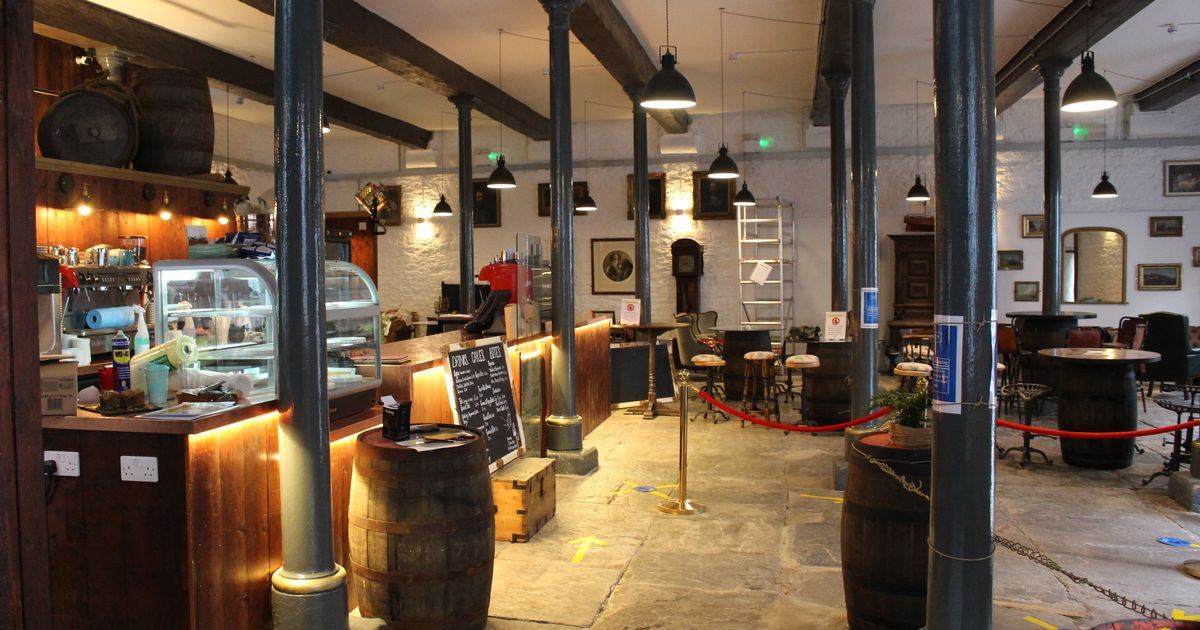 Fancy New Bar And Cafe Opens In Lenkiewicz's Old Studio photo