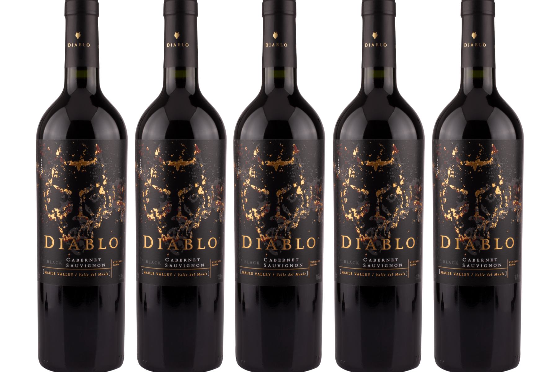 Concha Y Toro Adds Diablo Black Cabernet Sauvignon To Upmarket Wine Range photo