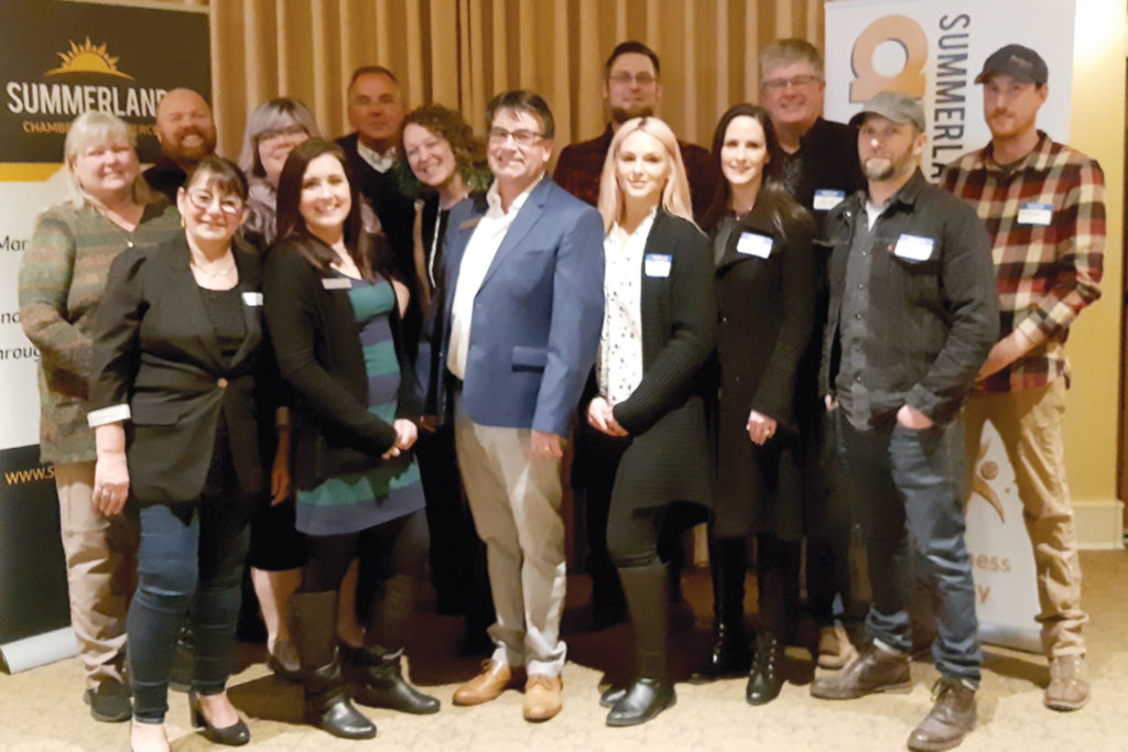 Video: Summerland Chamber Presents Business And Community Excellence Awards photo