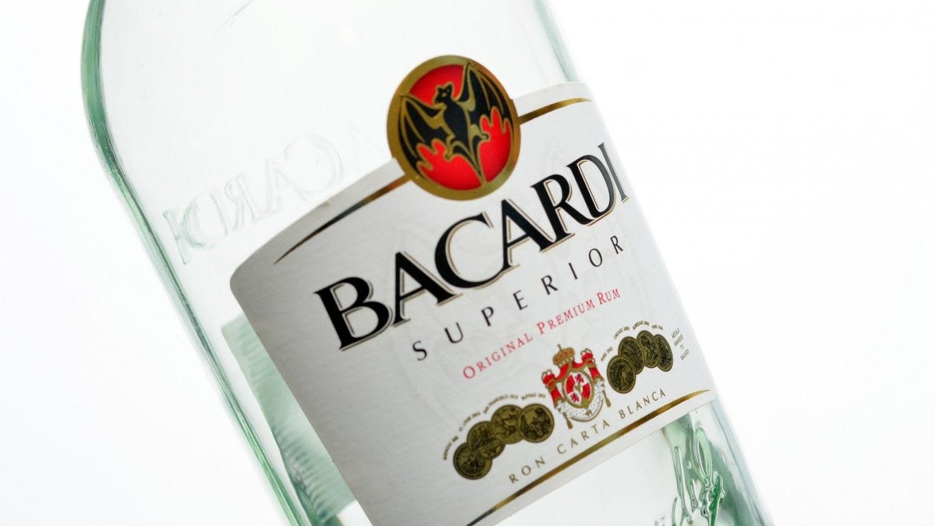 Brown-forman Says Bacardi Stiffing The Jack Daniel's Owner Out Of More Than $60 Million photo