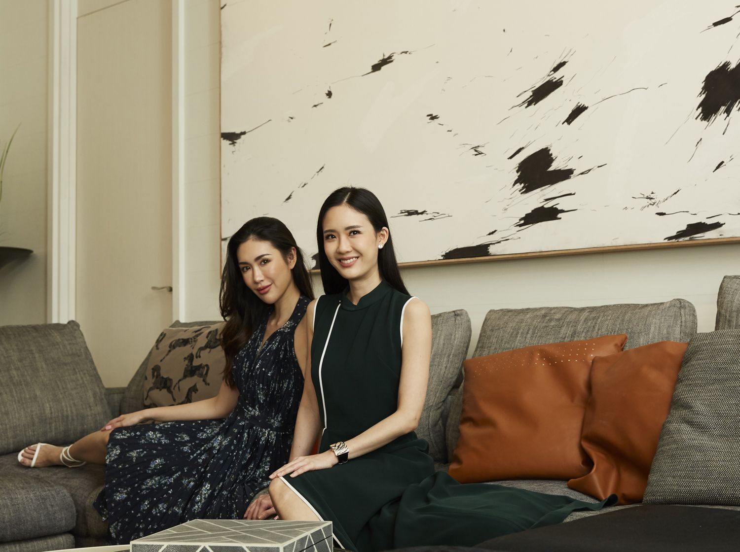 The Sisterhood Of Success: 5 Thai Sibling Business Duos To Know photo