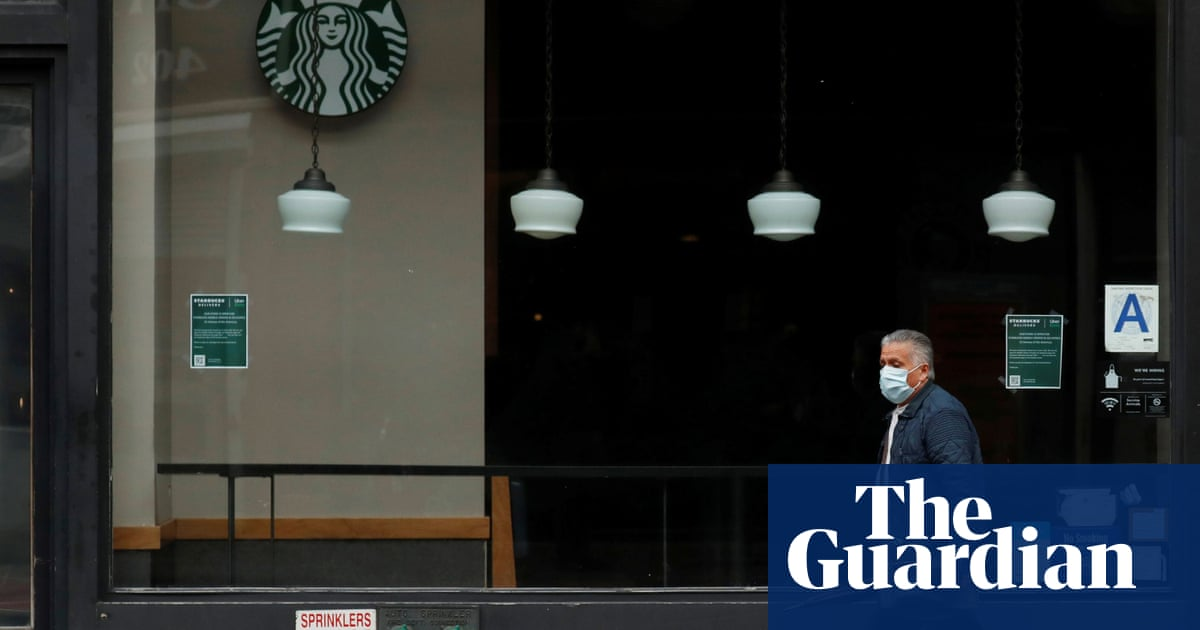 Starbucks Reverses Stance And Allows Staff To Wear Black Lives Matter Clothing photo