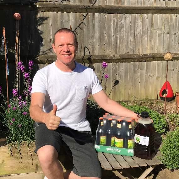 Jack 'pays Forward' Brewery's Generosity With Donation To Hardship Fund photo