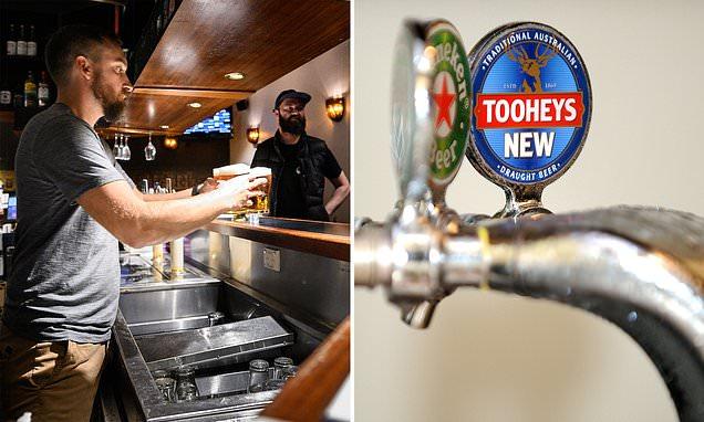 More Than 50 Kegs Of Free Beer Tooheys To Bushfire Ravaged Communities photo
