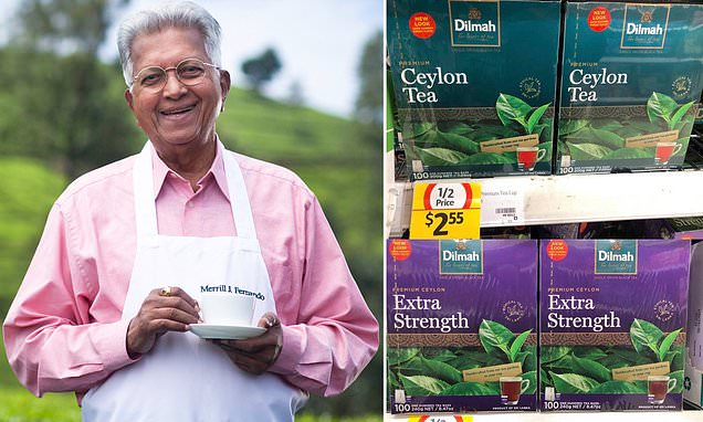 Dilmah Tea Mogul Reveals Racism While Trying To Crack Aussie Market photo