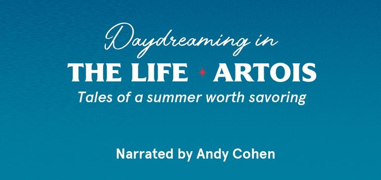 Stella Artois Taps Andy Cohen For Social Audio Series photo