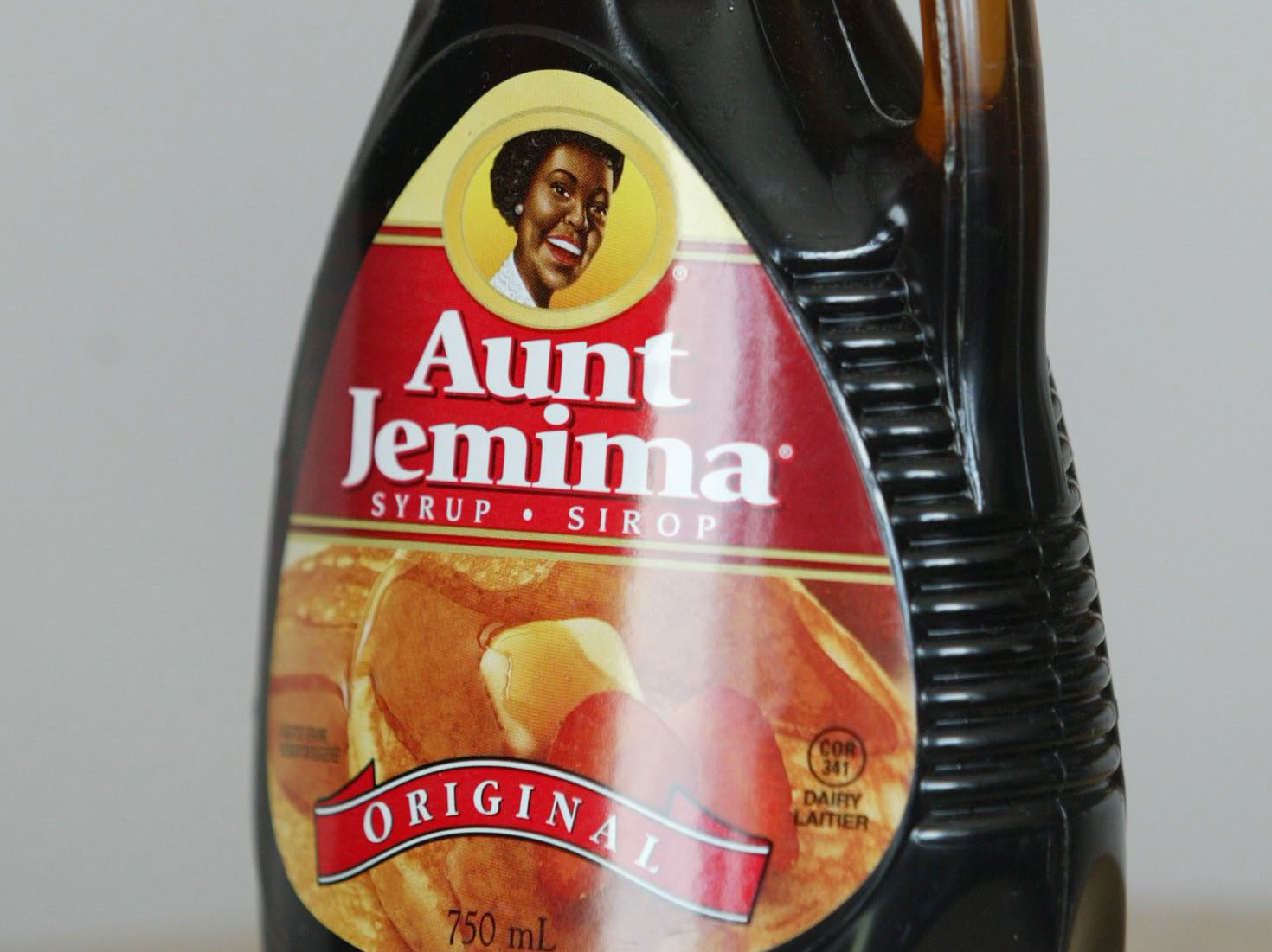 'based On A Racial Stereotype': Aunt Jemima Brand To Change Name, Logo photo