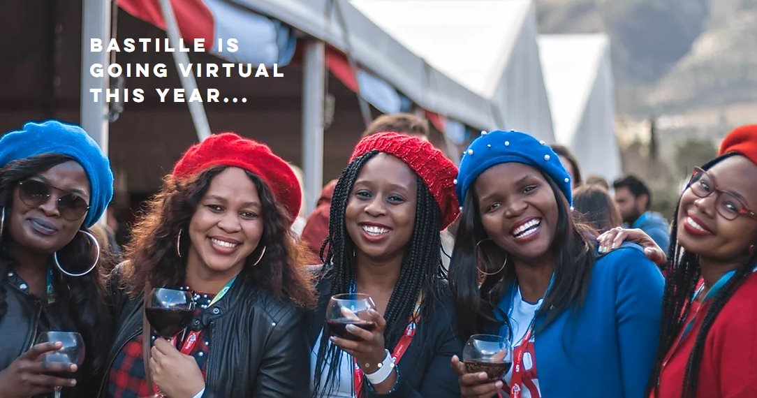 Franschhoek Bastille Festival To Go Virtual photo
