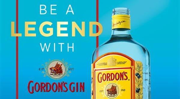 Gordon's Gin Launches #bealegend Kaya Fm Radio Conversation Series photo