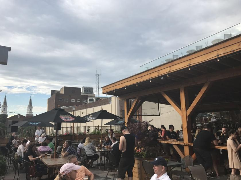 Tellus360 To Offer Drinks, Live Music On Rooftop Beginning On Saturday photo