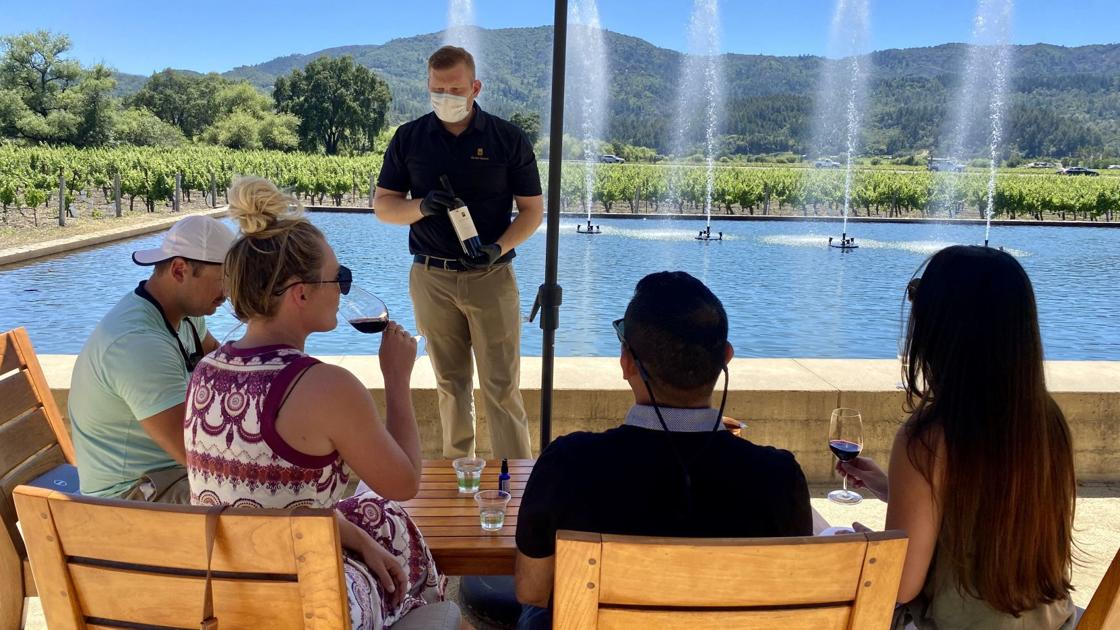 Napa Valley's Wine Industry Cautiously Embarks Upon Reopening Process photo