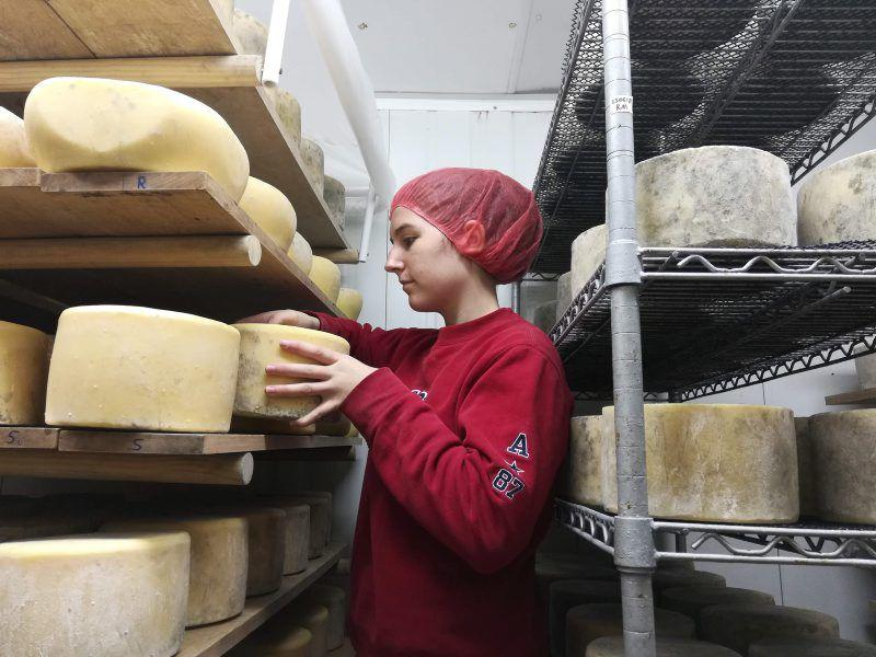 Vannika Rice: From Shy Cheesemaker To Dairy Promoter photo
