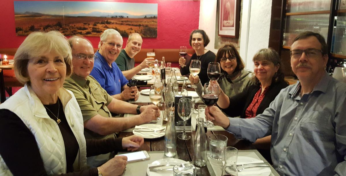 Through The Grapevine: A Virtual Trip To The Winelands Of South Africa photo