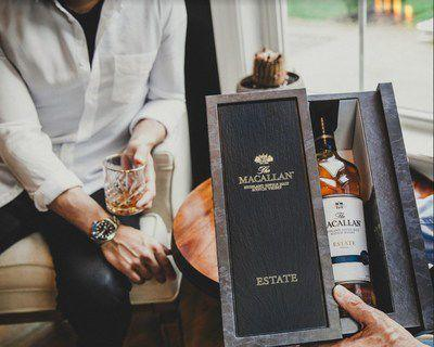 The Macallan Debuts First Ever Whisky E-boutique Ahead Of Father's Day photo