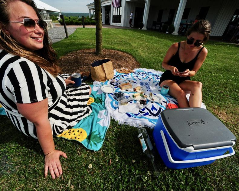 Local Wineries Welcome Guests Back For Live Events photo