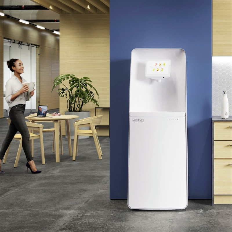 Smart Hydration: Pepsico Rolls Out Sodastream Professional photo