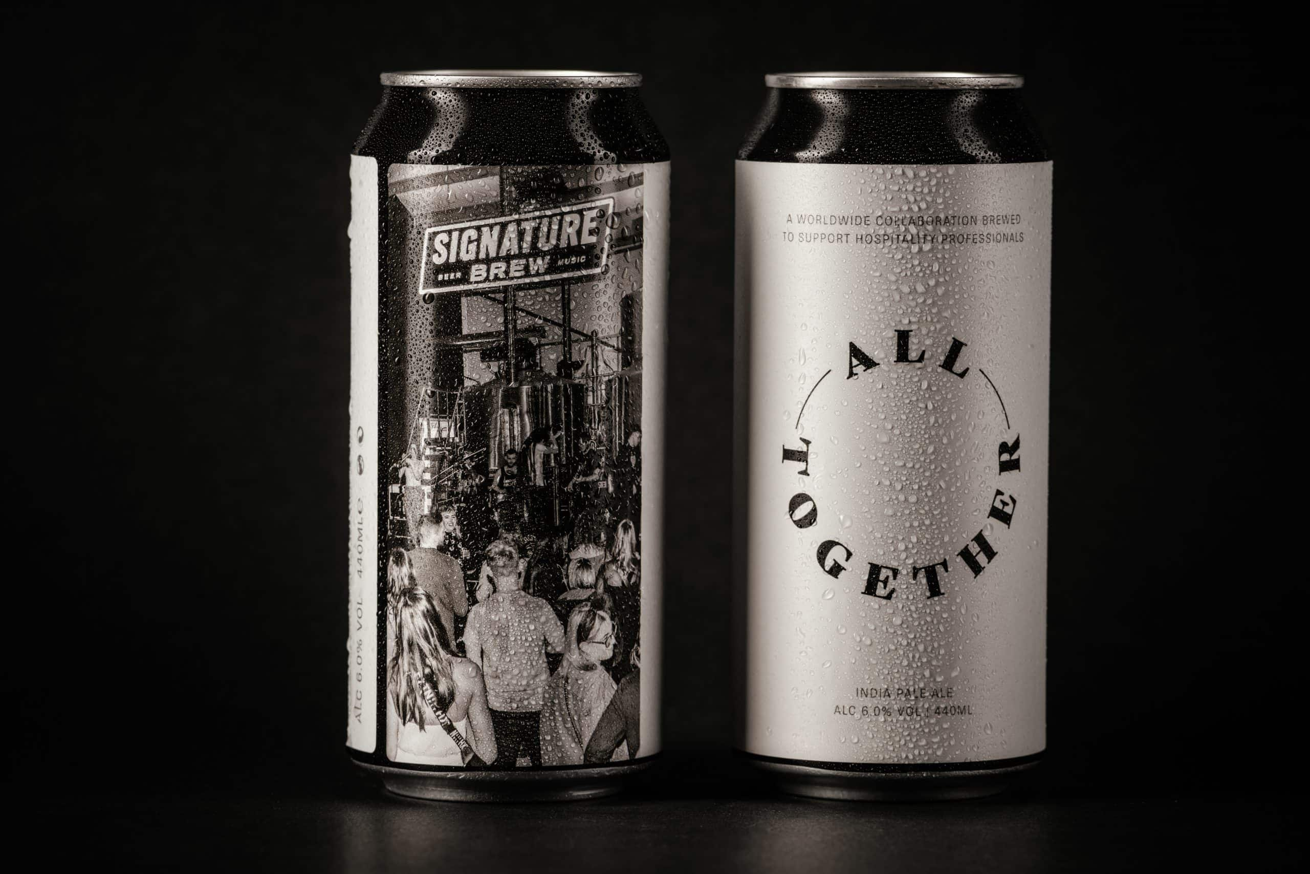 Beer Of The Week: Signature Brew 'all Together' Ipa photo