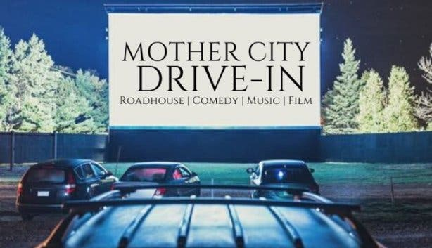 Mother City Drive-in Will Bring Comedy And Music, Too photo