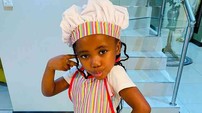 Look: The Celebrity Kids Who Love Being In The Kitchen photo
