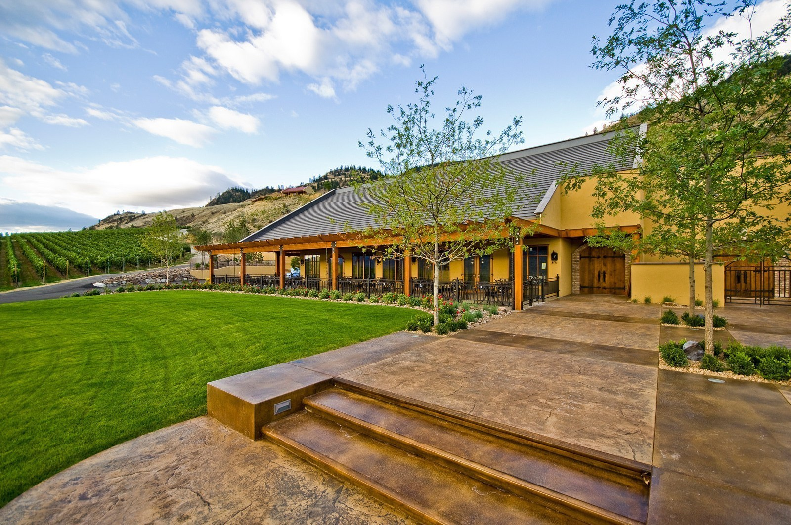 Wine, Dine, Stay With Hester Creek This Summer photo
