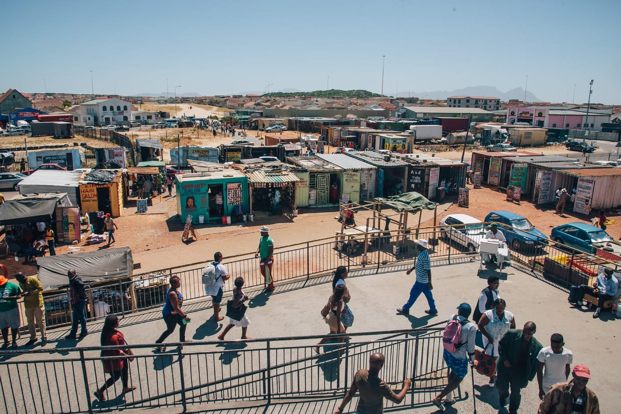 Youth Day: Celebrating Young People In Cape Town photo