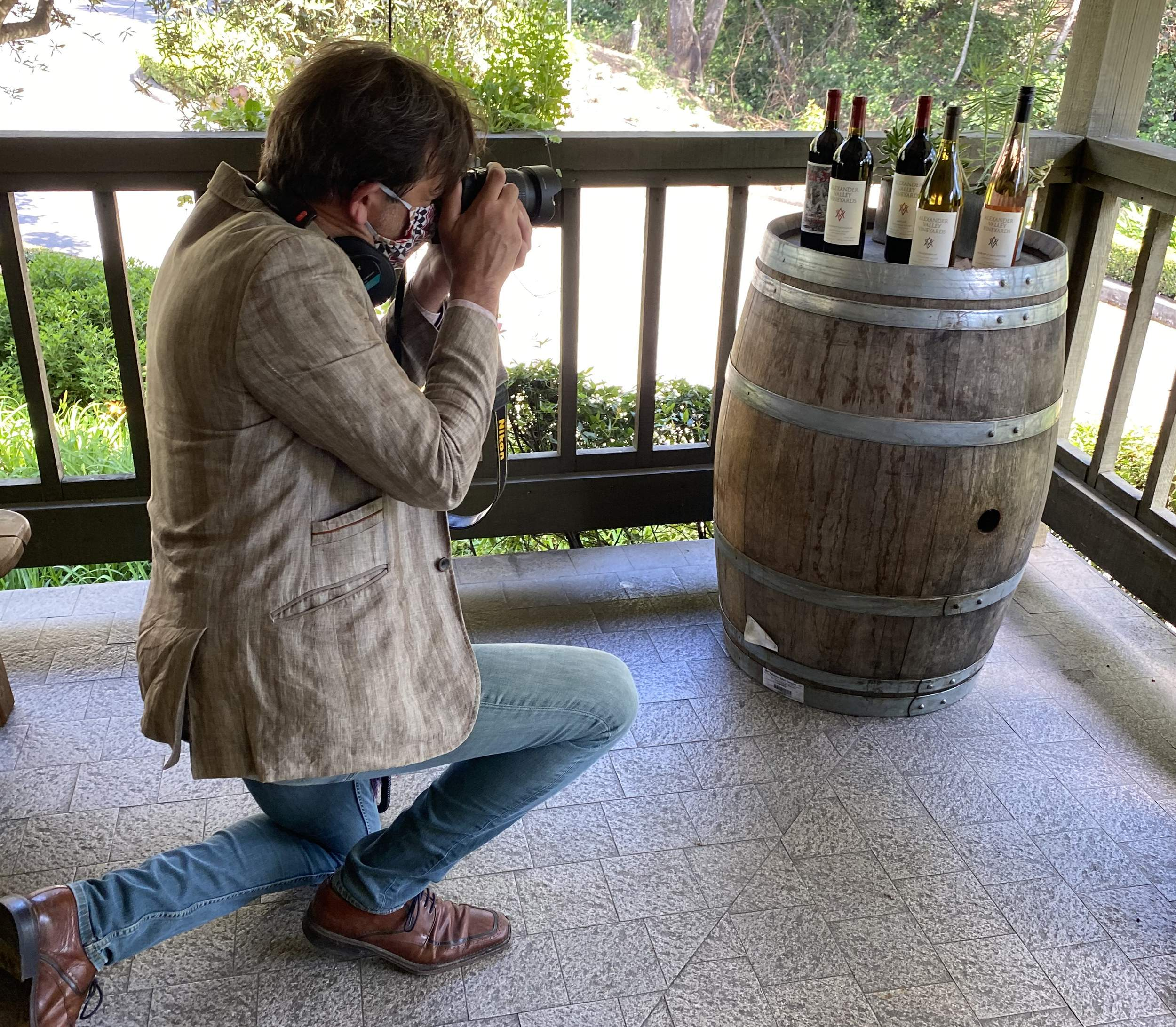 Virtual Winery Tours Are Bringing Wine Country To You photo