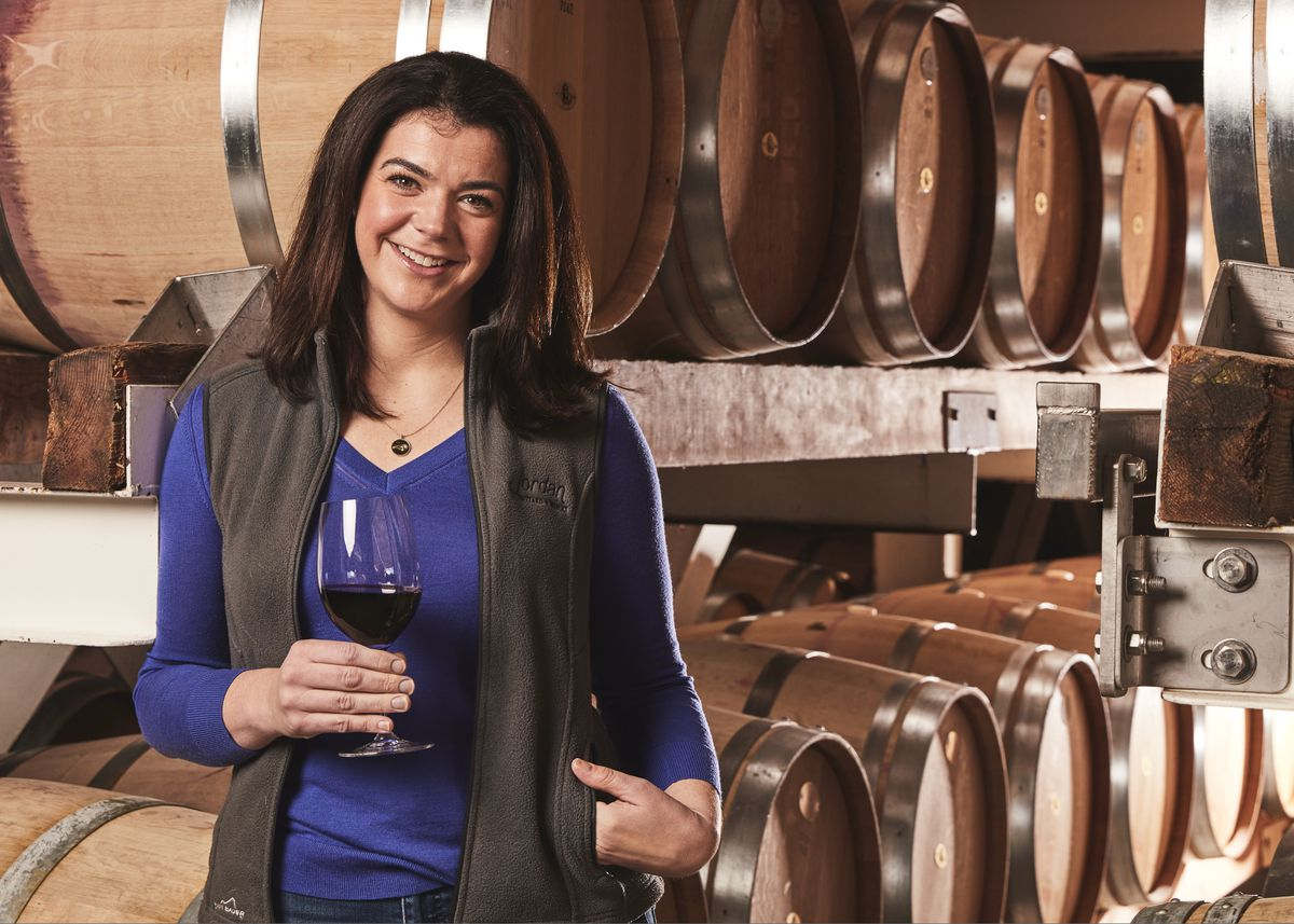 Wine, Etc.: Jordan Vineyard Survives With Wines That Defy Popular Trends photo