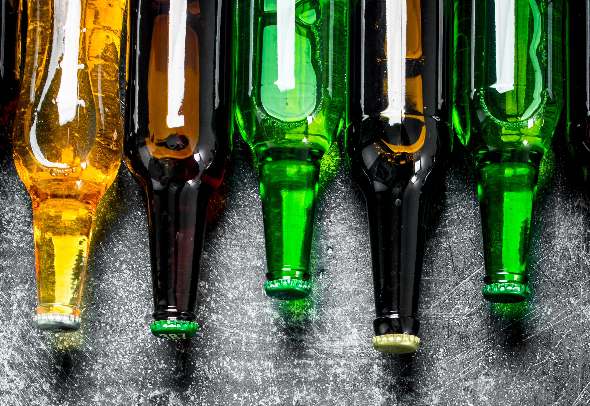 'dramatic Volume Declines' For Australia's Alcohol Industry photo