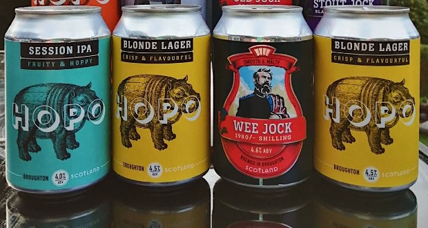Broughton Brewery Refreshes Packaged Beer Range photo