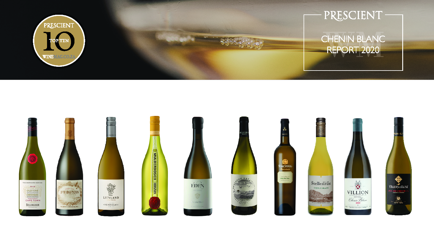 Prescient Chenin Blanc Report 2020 now live – Is this South Africa's strongest wine category? photo