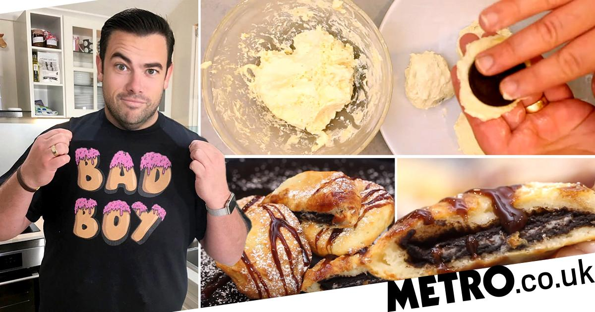 Chef Reveals Incredible Four-ingredient Recipe For Air Fried Oreos photo
