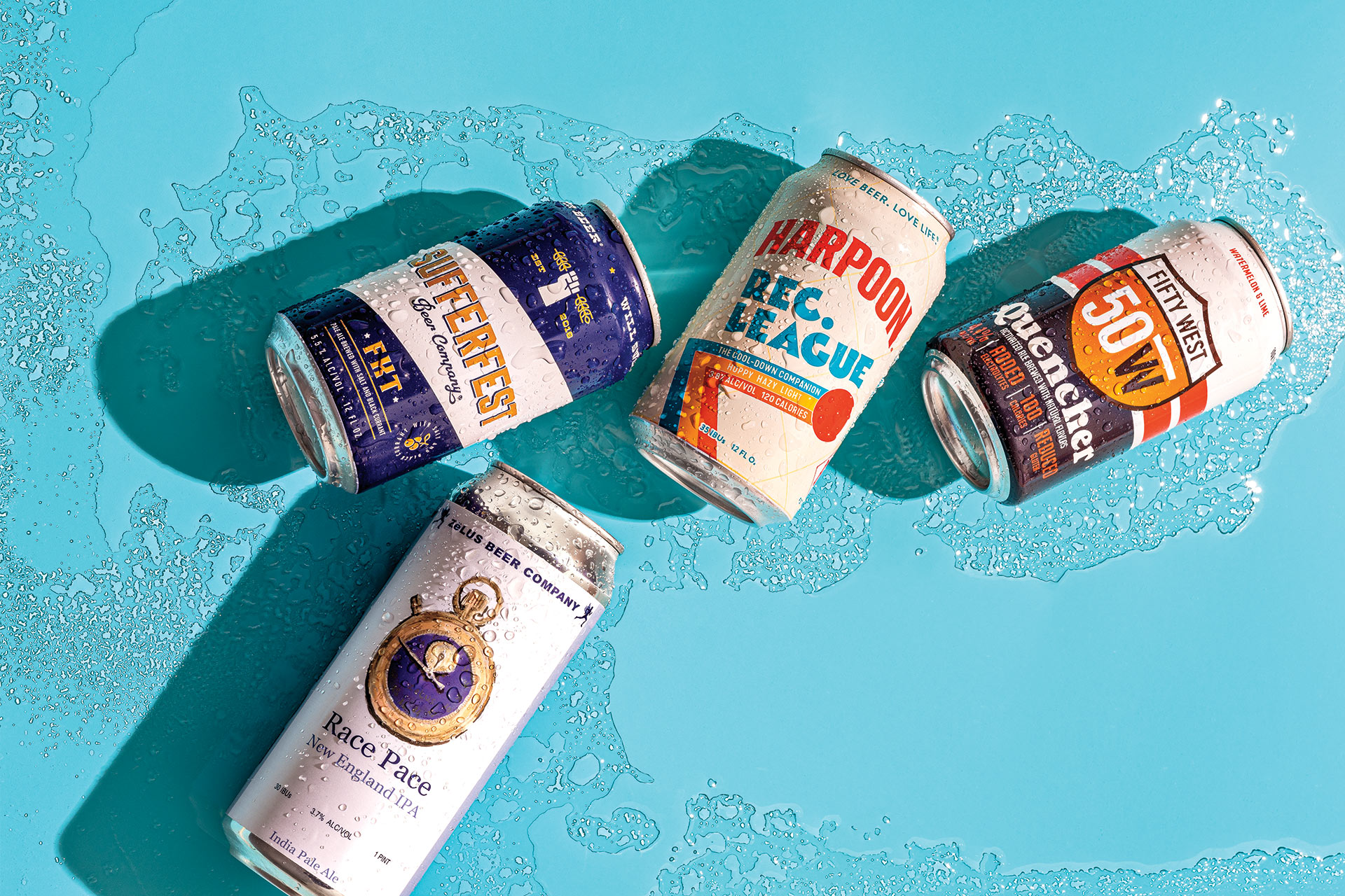 Your Post-workout Beer Is Getting An Upgrade photo