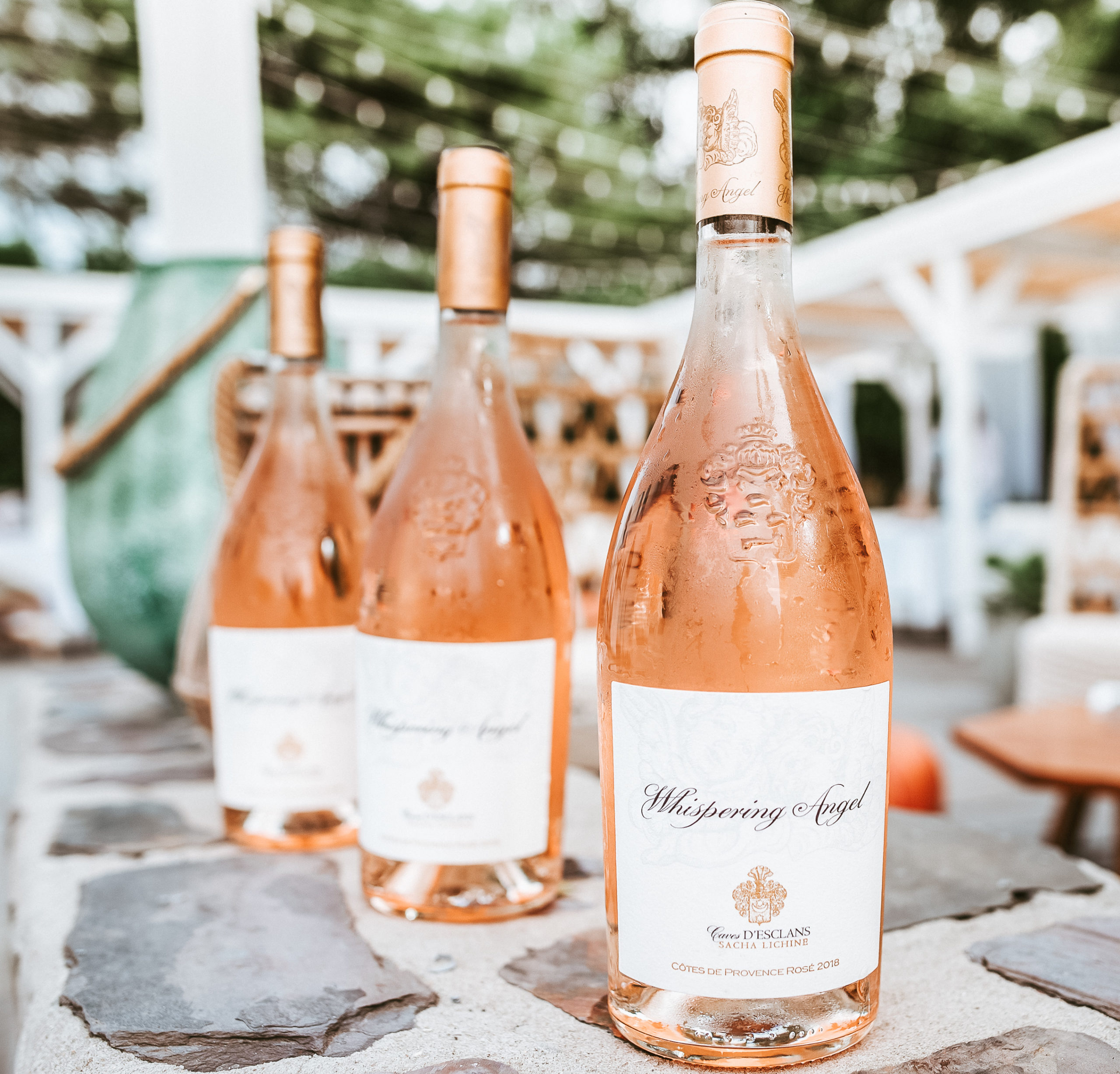 Keep A Rosé Outlook This Summer With These Incredible Drinks photo