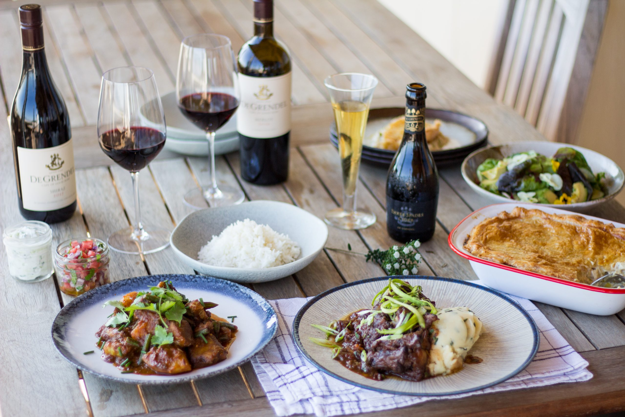 Home-Cooked Meals Delivered by De Grendel photo