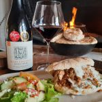 Jan Braai's Pulled Pork Burgers Paired With Elgin Vintners Pinot Noir photo