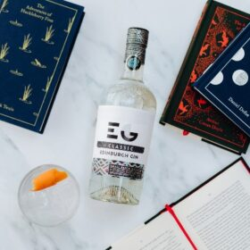 Edinburgh Gin And Penguin Books Create Gift Pack photo